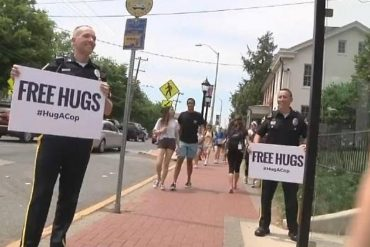 Heartwarming Barbecues and Hugging Cops Ain't the Solution
