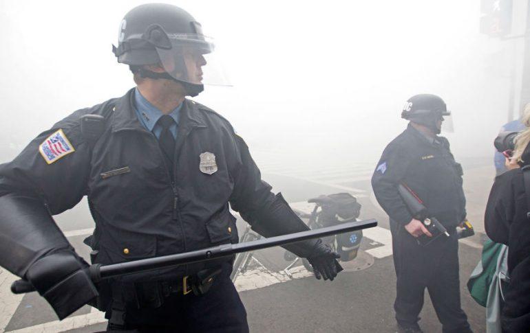 Eras of Policing