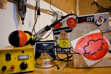 "The Bay City Beacon, ""Noisebridge, a Do-ocratic Hackerspace, Celebrates 10th Anniversary"""