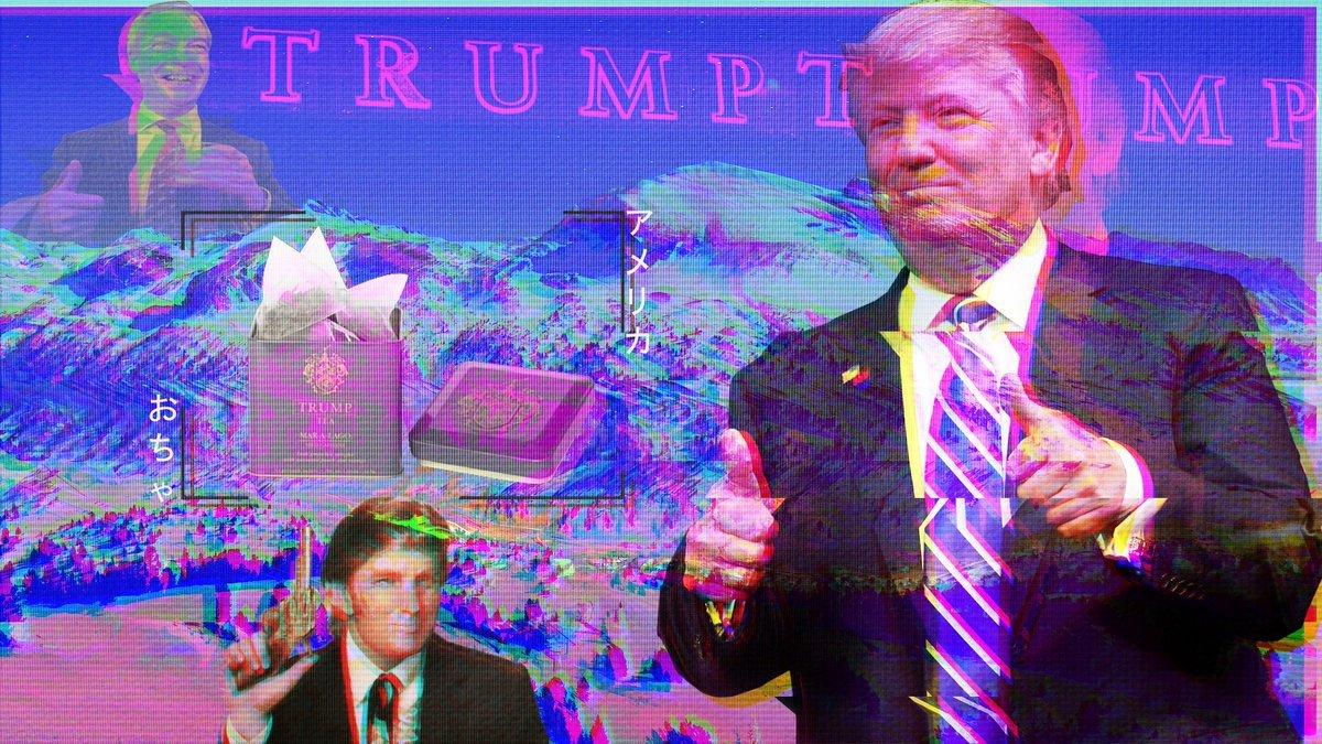 Thump Vice Trumpwave And Fashwave Are Just The Latest