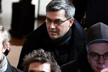 "RFI, ""French anarchist sabotage trial turns to farce"""